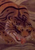 報恩寺の鳴虎